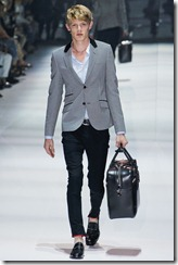 Gucci Menswear Spring Summer 2012 Collection Photo 1