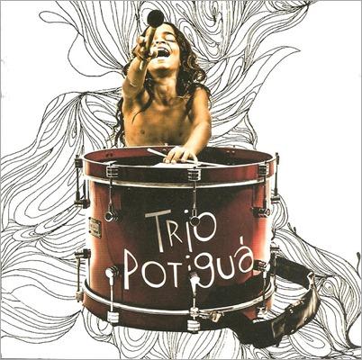 Trio Potigua - 2009 - Agradar voce - capa 001