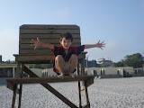 Kai at Hazard's Beach