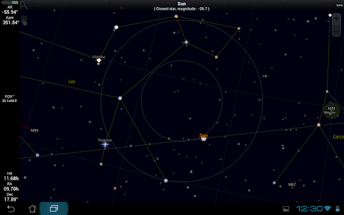 App SkEye | Astronomy APK for Windows Phone