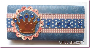 Diamond Jubilee Chocolate Bar
