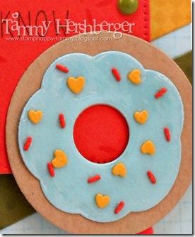 I donut glaze...