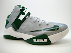 nike zoom soldier 6 tb grey green 1 02 4 x Nike Zoom Soldier VI Team Bank: Black, Navy, Green &amp; Red