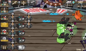 Screenshot of Carnival of Horrors Lite