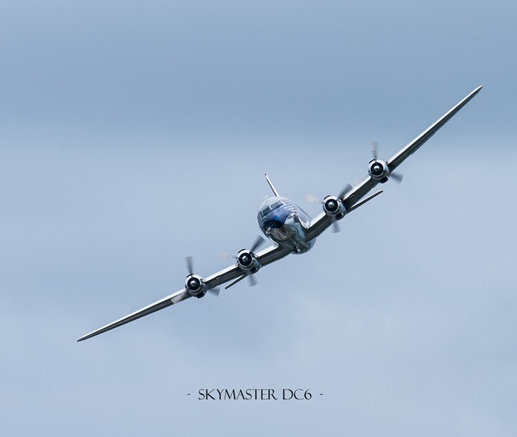 Skymaster DC6