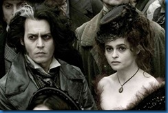 Sweeney Todd Demon Barber