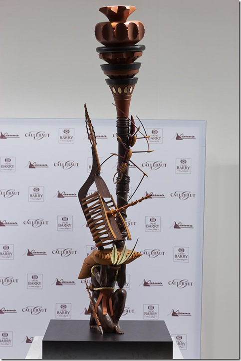 Sylvain Bortolini Chocolate Artwork (USA)