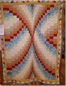 Twisted Bargello Marilyn C
