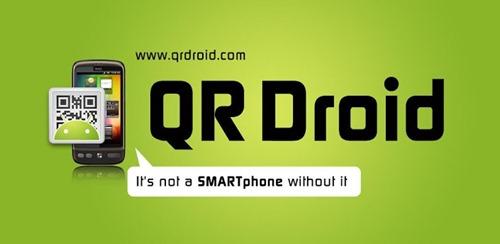 qr code QRdroid