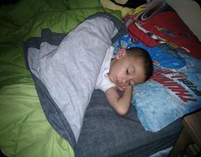 11-1-2011 sleeping