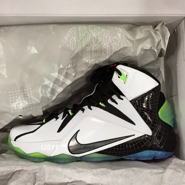 An Additional Look at 2015 NBA AllStar Edition of LeBron 12
