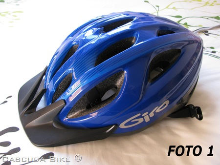 Casco GIRO Torrent del año 2004.