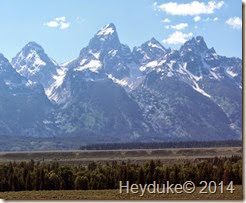 Yellowstone NP and Teton NP 082