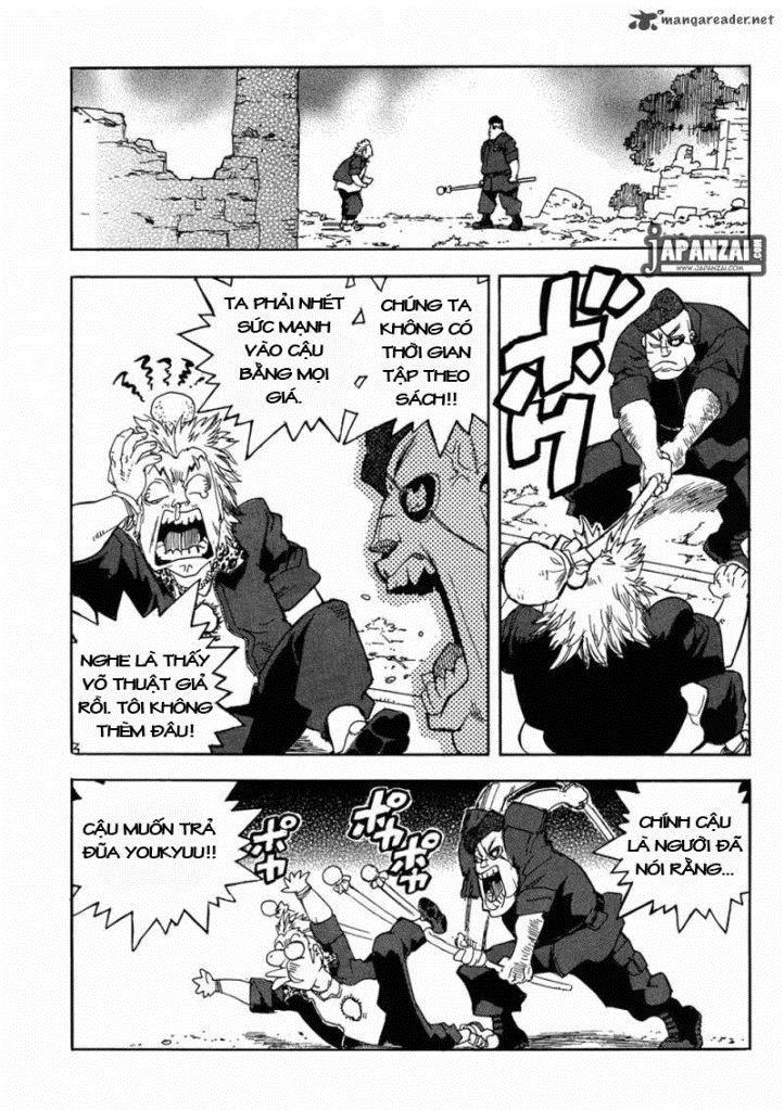Aiki chap 89 - Trang 8
