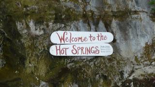 Hot Springs; Port Resolution, Tanna.