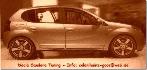 Dacia Sandero Tuning 01a