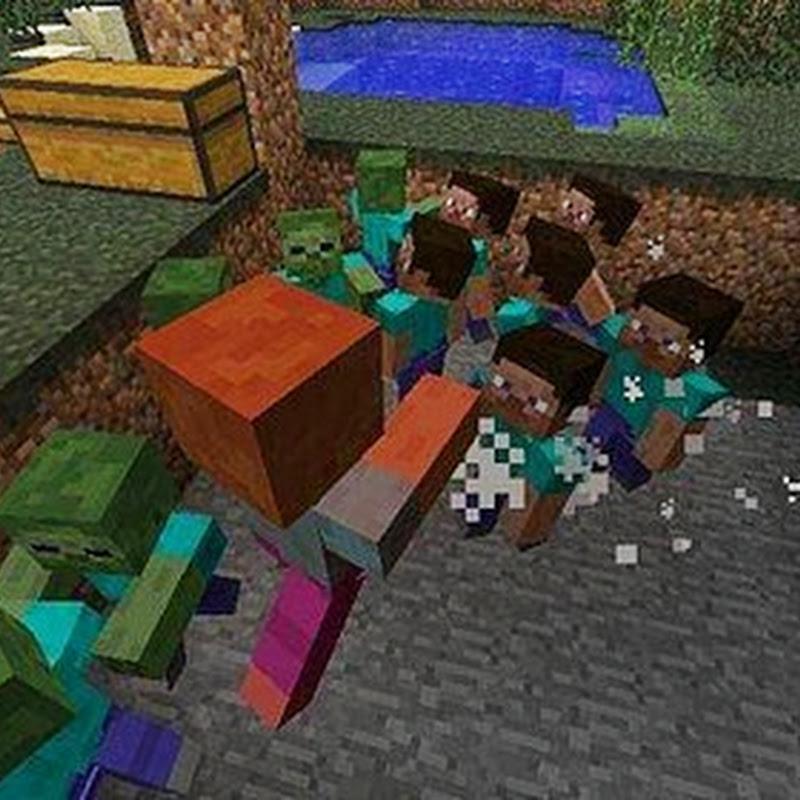 Minecraft 1.6.4 - Steve Mod (compagno di viaggio)