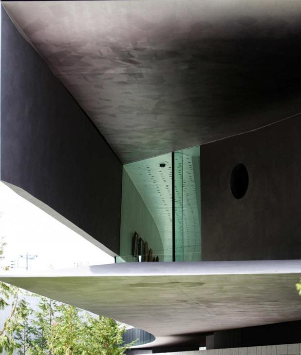 hoki museum by nikken sekkei 5