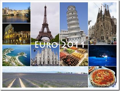euro content euro 2011