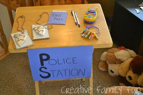 Pretend-Police-Station