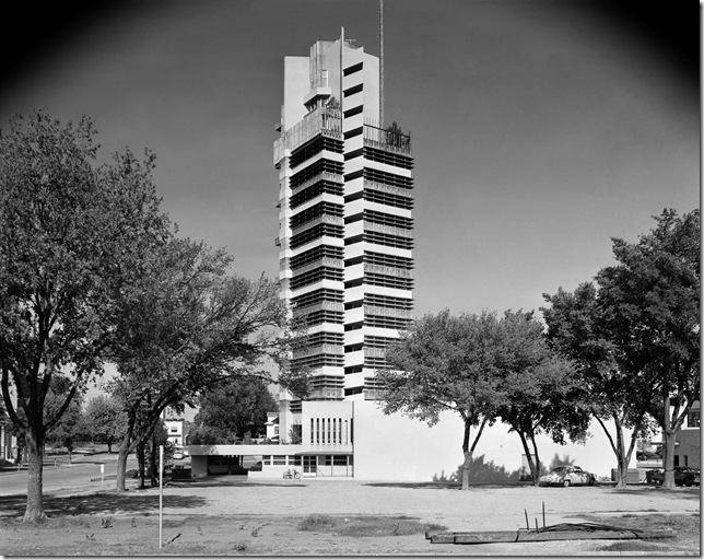 Ezra Stoller_Price Tower, Bartlesville,  (1952-56)