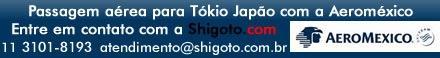 Aeroméxico para Japão