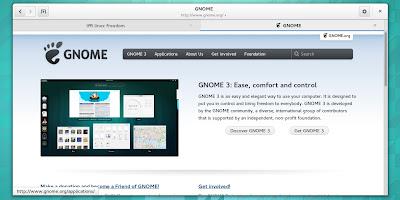 GNOME Web 3.12