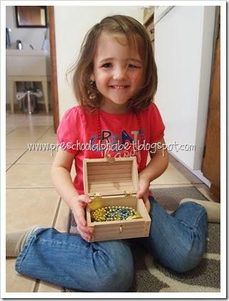 {Preschool Alphabet} K is for Keys