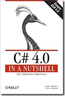 C# in a nutshell (cover)