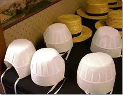sombreros amish