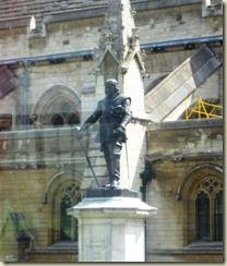 Oliver Cromwell at Parliament (Small)