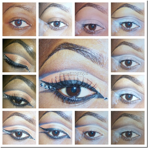 Cut Crease Pictorial
