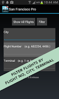 Screenshot of Phoenix Sky Harbor Airport Pro