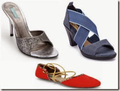 Jabong : Buy Women's Catwalk and INC.5 footwear with Upto 80% discount