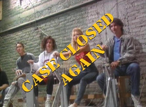 Linnea Quigly Case Closed Again