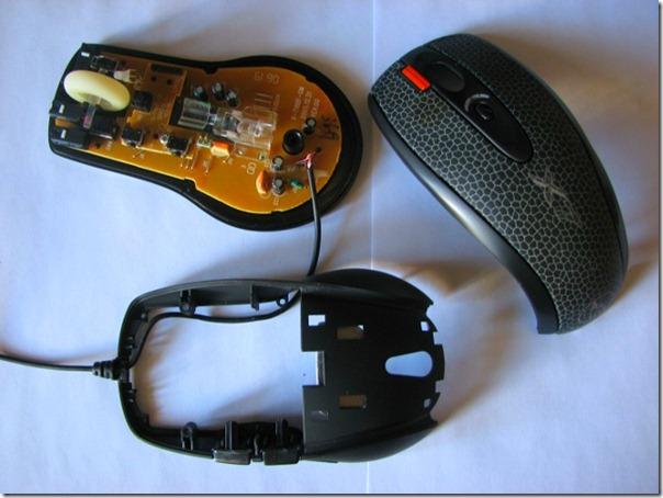 5) Если перевернуть рамку мыши