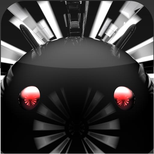 黑星動態壁紙 個人化 App LOGO-APP試玩