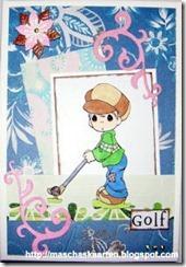 Golfende Hummeltje 1