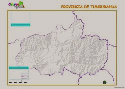 111 - tunguragua_colorear