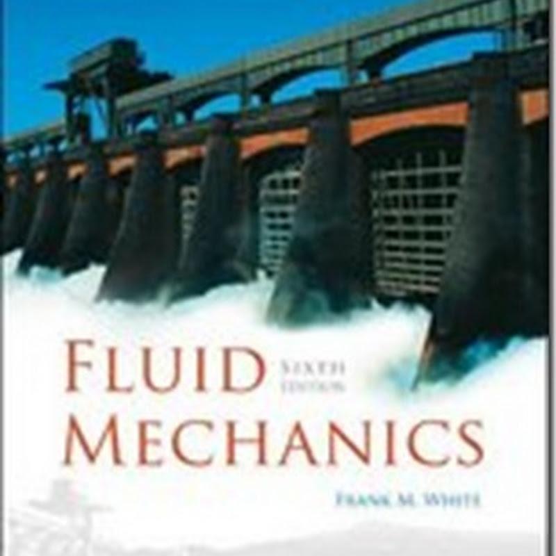 Frank M. White, Fluid Mechanics Solution Manual 6th edition