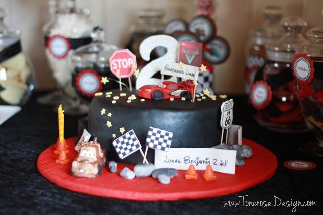 barnebursdag_cars_bursdag_barnebursdag_kake