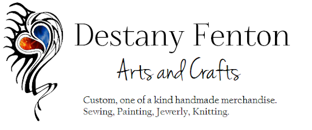 Destany Fenton Arts and Crafts