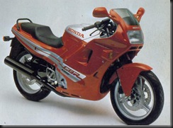 Honda CBR600F 87  4