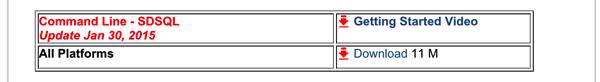 SQL CL 1