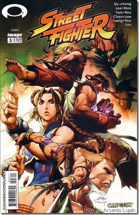 P00005 - Street Fighter I No #3