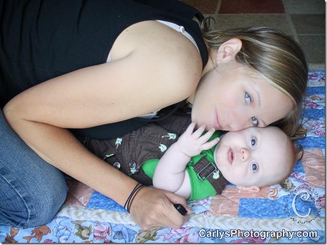 Kyton 4 months - October 10, 2011
