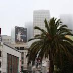 Il fait super beau, on dirait Rouen. Enfin, Rouen avec un palmier.