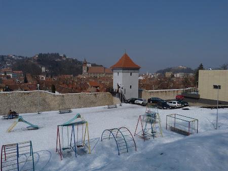 Imagini Romania: Turn aparare