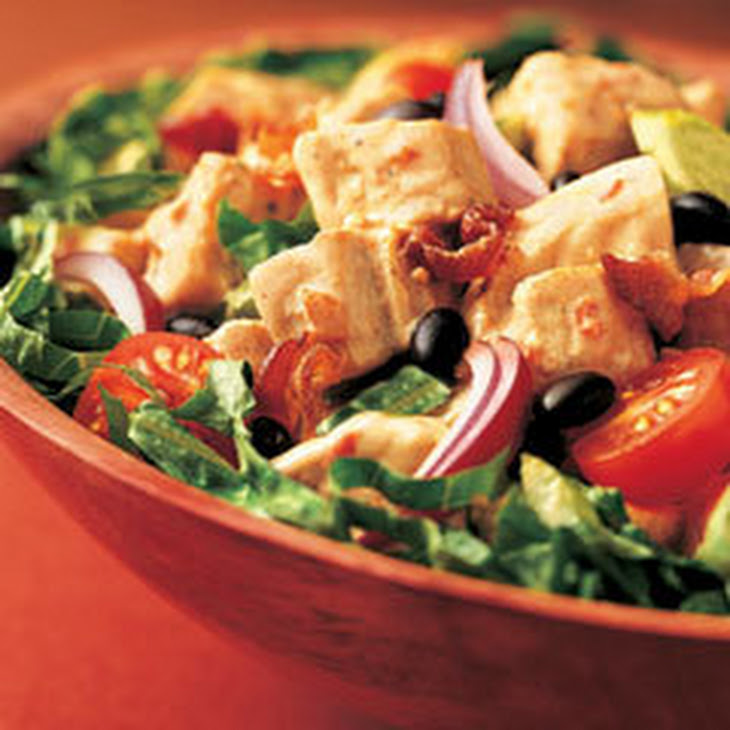 Day After Thanksgiving Fiesta Salad