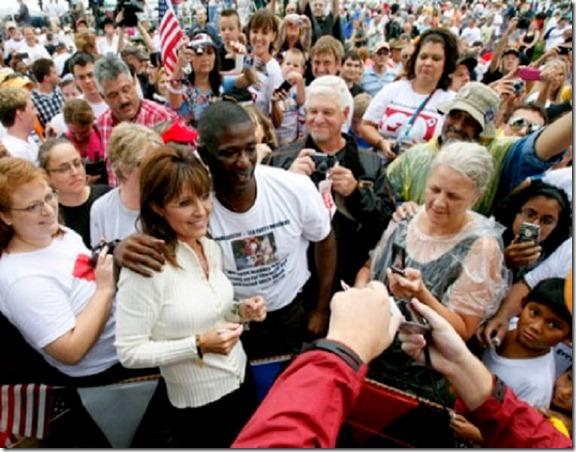 Palin Iowa